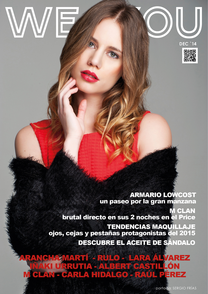 Portada web We&You_issue24 Fall Winter 2014