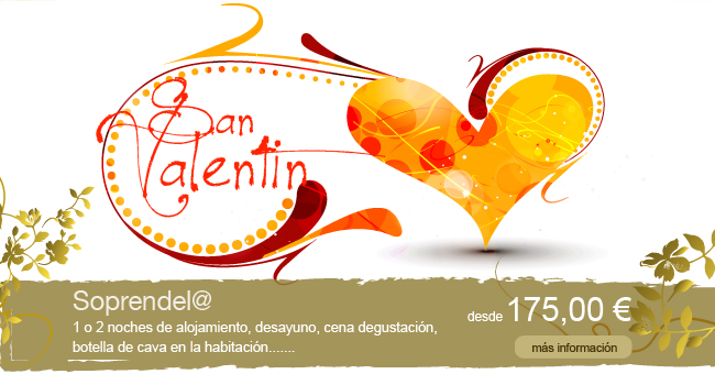 Escapada rom ntica para san valent n bucolic we you - Escapada romantica san valentin ...