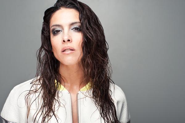Splash Lorena Castel, la niña voladora. Fotografía Sergio Frías