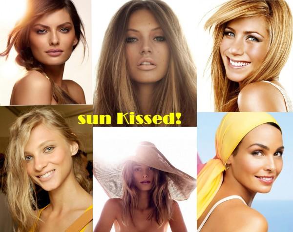 Visual Sun Kissed!