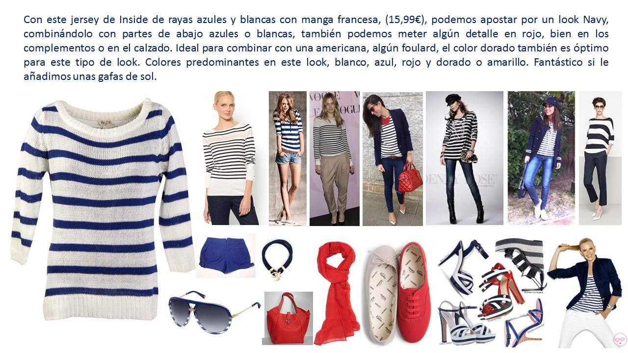 propuesta look inside navy
