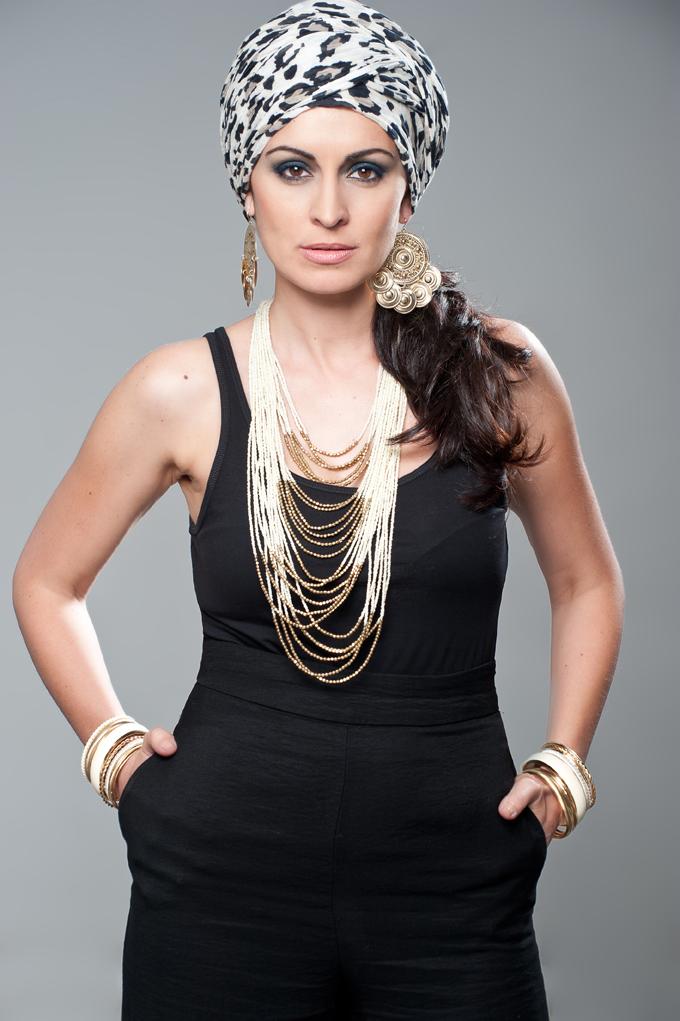 Susana Córdoba actriz. Foto Sergio Frías
