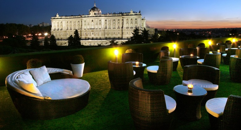 Las Mejores Terrazas Para Disfutar De Las Vistas De Madrid