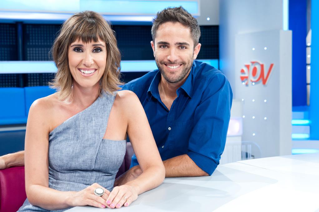 Espejo Público Verano. Sandra Daviú y Roberto Leal