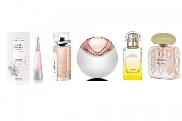 Perfumes ideales para este verano