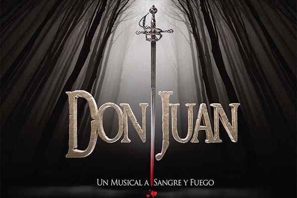 Don Juan, un musical a sangre y fuego
